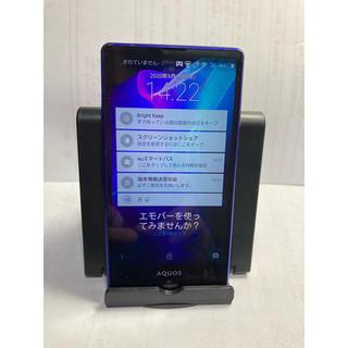 アクオス(AQUOS)のau SHV33 SIMフリー(スマートフォン本体)