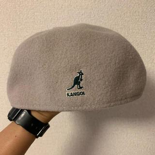 カンゴール(KANGOL)のKANGOL カンゴール ウールアクリルハンチング(ハンチング/ベレー帽)