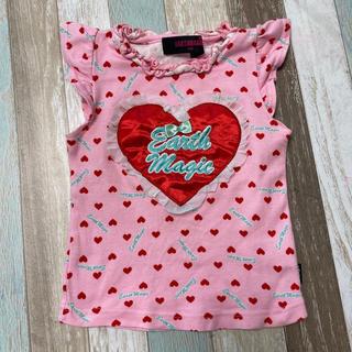 アースマジック(EARTHMAGIC)のTシャツ(Tシャツ/カットソー)