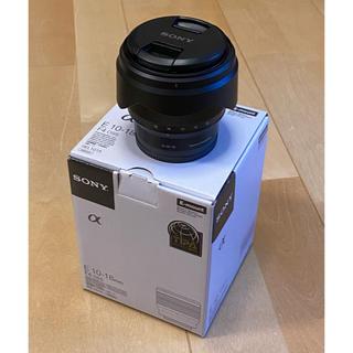 SONY - SONY E 10-18mm F4 SEL1018