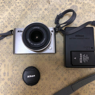Nikon - Nikon デジタル一眼カメラ Nikon 1 J3 標準ズームレンズキット