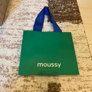 マウジー(moussy)のmoussy ショッパー(ショップ袋)