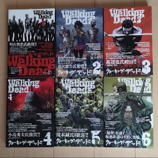 ウォーキング・デッド 1〜6巻セット(アメコミ/海外作品)
