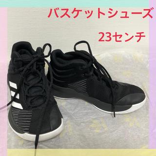 adidas - バスケットシューズ 23センチ アディダス