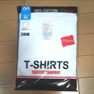 ヘインズ(Hanes)のhanes ヘインズ Tシャツ 2枚組(Tシャツ/カットソー(半袖/袖なし))