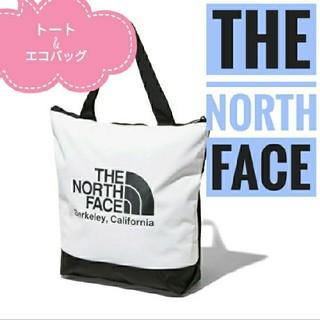 ザノースフェイス(THE NORTH FACE)の◆ノースフェイス BC Tote NM81959 WH トートバッグ 18L◆(トートバッグ)
