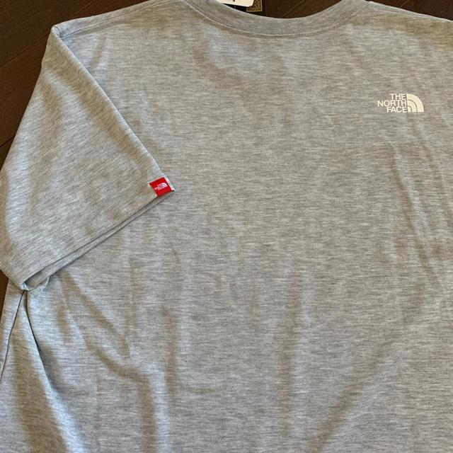 THE NORTH FACE(ザノースフェイス)のthe north face Tシャツ タグ付き 未使用 メンズのトップス(Tシャツ/カットソー(半袖/袖なし))の商品写真