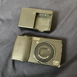 リコー(RICOH)のRIKOH GR DEGITAL ジャンク品 (コンパクトデジタルカメラ)