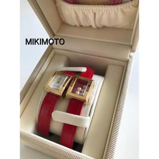 ミキモト(MIKIMOTO)のななんちゃん様専用 サマーニット MIKIMOTO 腕時計(腕時計)