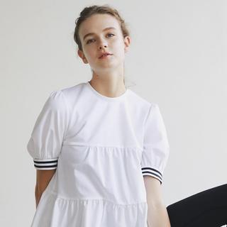 ボーダーズアットバルコニー ✖️ダンスキン 38(Tシャツ(半袖/袖なし))