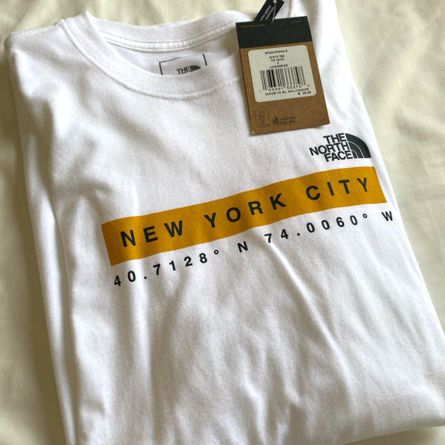 THE NORTH FACE(ザノースフェイス)のノースフェイスTシャツ ニューヨーク メンズのトップス(Tシャツ/カットソー(半袖/袖なし))の商品写真