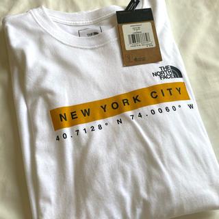 THE NORTH FACE - ノースフェイスTシャツ ニューヨーク