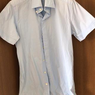 ドルチェアンドガッバーナ(DOLCE&GABBANA)の水色半袖シャツ ドルチェ&ガッバーナ(シャツ)