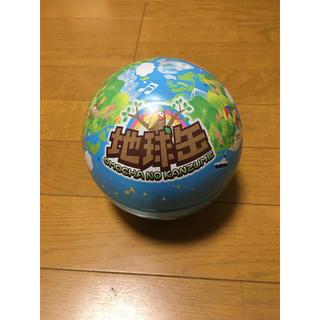 森永製菓 - チョコボール キョロちゃん オモチャの缶詰め 地球缶