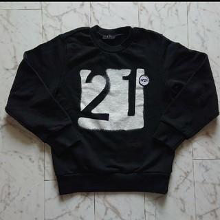 N°21 - ヌメロ キッズ トレーナー