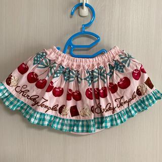 シャーリーテンプル(Shirley Temple)のシャーリーテンプル チェリーチョコ スカート (スカート)