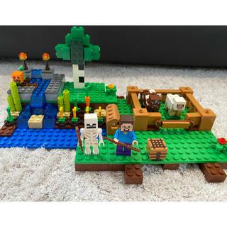 Lego - 21114  マインクラフト 農場 レゴ lego