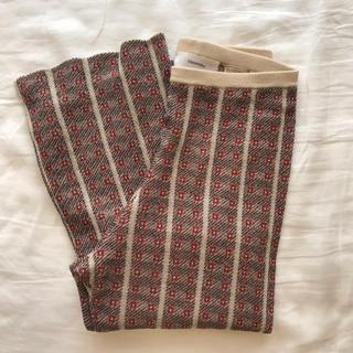 トゥデイフル(TODAYFUL)のJacquard Knit Leggings(レギンス/スパッツ)