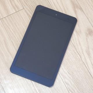 キョウセラ(京セラ)のAndroidタブレット Quatab01(タブレット)