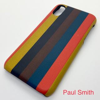 ポールスミス(Paul Smith)の新品未使用 ポール・スミス iPhoneケース iPhoneX.iPhoneXS(iPhoneケース)