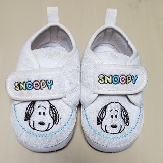 SNOOPY - ベビー靴
