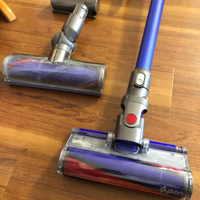 Dyson(ダイソン)のダイソン dyson v6 absolute スマホ/家電/カメラの生活家電(掃除機)の商品写真