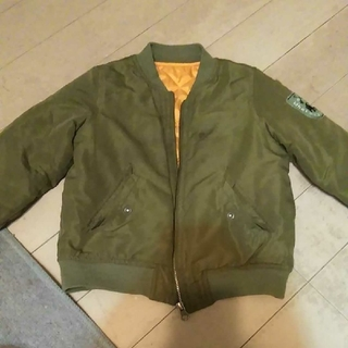 サマンサモスモス(SM2)の☆コート ブルゾン 100cm サマンサモスモス(ジャケット/上着)