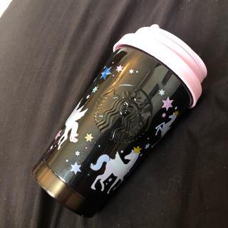 Starbucks Coffee - 新品未使用 スタバ 新作 タンブラー ユニコーン 星柄
