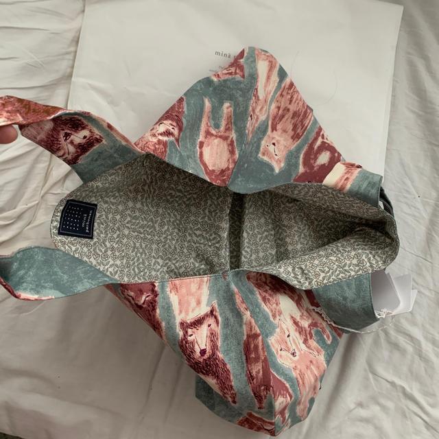 mina perhonen(ミナペルホネン)のmina perhonen 25周年復刻 パニーニ バック 【新品未使用】 レディースのバッグ(トートバッグ)の商品写真