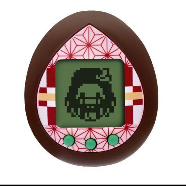 BANDAI(バンダイ)の鬼滅の刃 たまごっち ねずこっち きめつたまごっち エンタメ/ホビーのおもちゃ/ぬいぐるみ(キャラクターグッズ)の商品写真