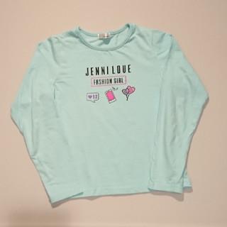 JENNI - 【美品】2020春夏 JENNl LOVE 140㎝ ジェニー ロングTシャツ