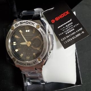 ジーショック(G-SHOCK)のカシオ G-SHOCK GST-W110D-1A9JF(腕時計(アナログ))