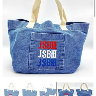 三代目 J Soul Brothers - JSBツアーグッズ2019トートバック