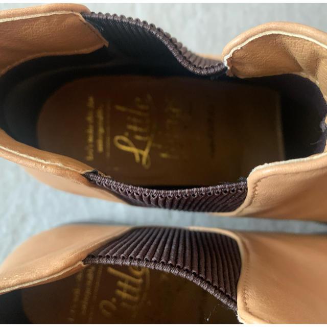 LEPSIM(レプシィム)のLEPSIM サイドゴアブーツ レディースの靴/シューズ(ブーツ)の商品写真