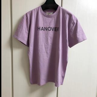 アングリッド(Ungrid)の新品 HANOVERロゴTee(Tシャツ(半袖/袖なし))