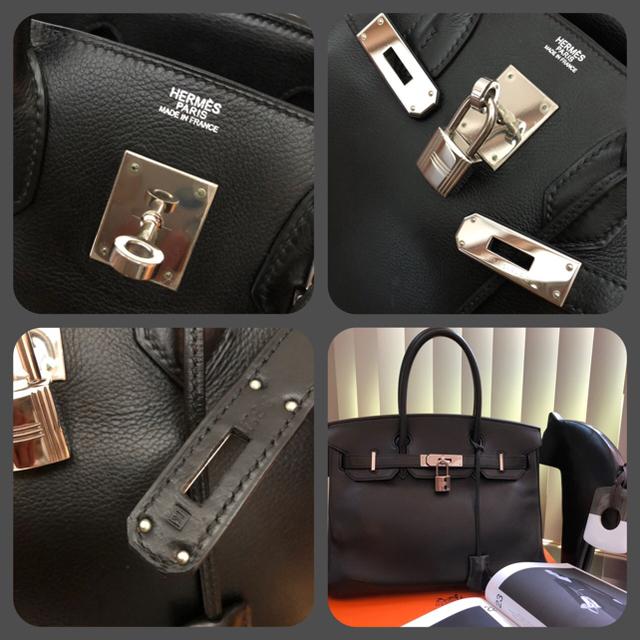Hermes(エルメス)の超美品エルメス正規品バーキン30♡ レディースのバッグ(ハンドバッグ)の商品写真