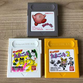 ゲームボーイ - GBソフト3本 まとめ売り