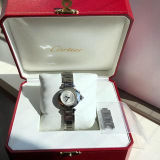 Cartier - カルティエ Cartier ミス パシャ ウォッチ 時計
