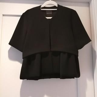 BARNEYS NEW YORK - ペプラムジャケット yokochan