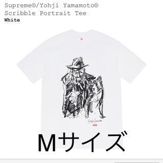 Supreme - Supreme Yohji Yamamoto Portrait Tee