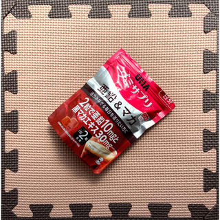 UHA味覚糖 - UHA味覚糖 健康補助食品 亜鉛 マカ サプリ サプリメント スタンドパウチ
