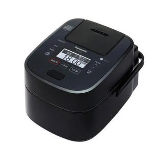 Panasonic - 最高峰モデル パナソニック Wおどり炊き 炊飯器 SR-VSX109-K