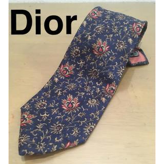 クリスチャンディオール(Christian Dior)のクリスチャンディオール ネクタイ(ネクタイ)