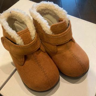 ムジルシリョウヒン(MUJI (無印良品))の無印良品 こどもブーツ 14センチ(ブーツ)