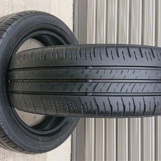 ダンロップ(DUNLOP)のDL 165/55R15 ENASAVE EC300+ タイヤ 2本 ダンロップ(タイヤ)