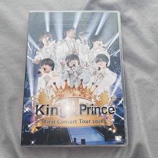 Johnny's - King&Prince FirstConcertTour2018 DVD