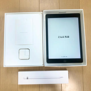 iPad - 美品 iPad Pro Wi-Fi 9.7インチ + Apple Pencil付