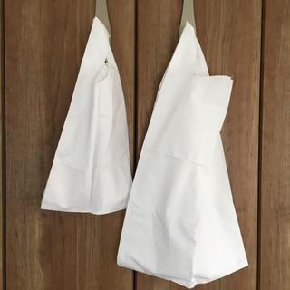 マルタンマルジェラ(Maison Martin Margiela)のMaison Margiela メゾンマルジェラ ショッパー 2枚セット(ショップ袋)