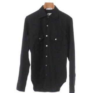 マディソンブルー(MADISONBLUE)のマディソンブルー ブラック シャツ00(シャツ/ブラウス(長袖/七分))