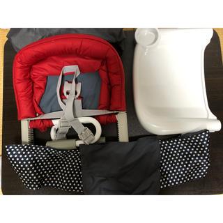 Inglesina - 【送料込み】イングリッシーナ子供椅子、専用カバー付き